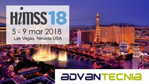 We were present at the HIMSS2018 in Las Vegas