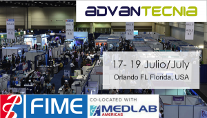 We were present at the FIME show 2018 from July 17 to 19 in Orlando FL USA