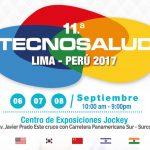 Estaremos en la Feria TecnoSalud 2017 del 6 al 8 de septiembre en Perú