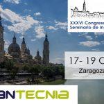 Participaremos en el XXXVI Congreso Nacional de Ingeniería Hospitalaria