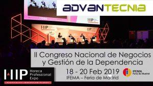 Advantecnia en el II Congreso de la dependencia en IFEMA