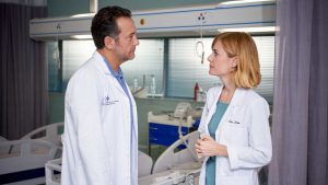 Nuestros productos en Serie de TV «Hospital Valle Norte»